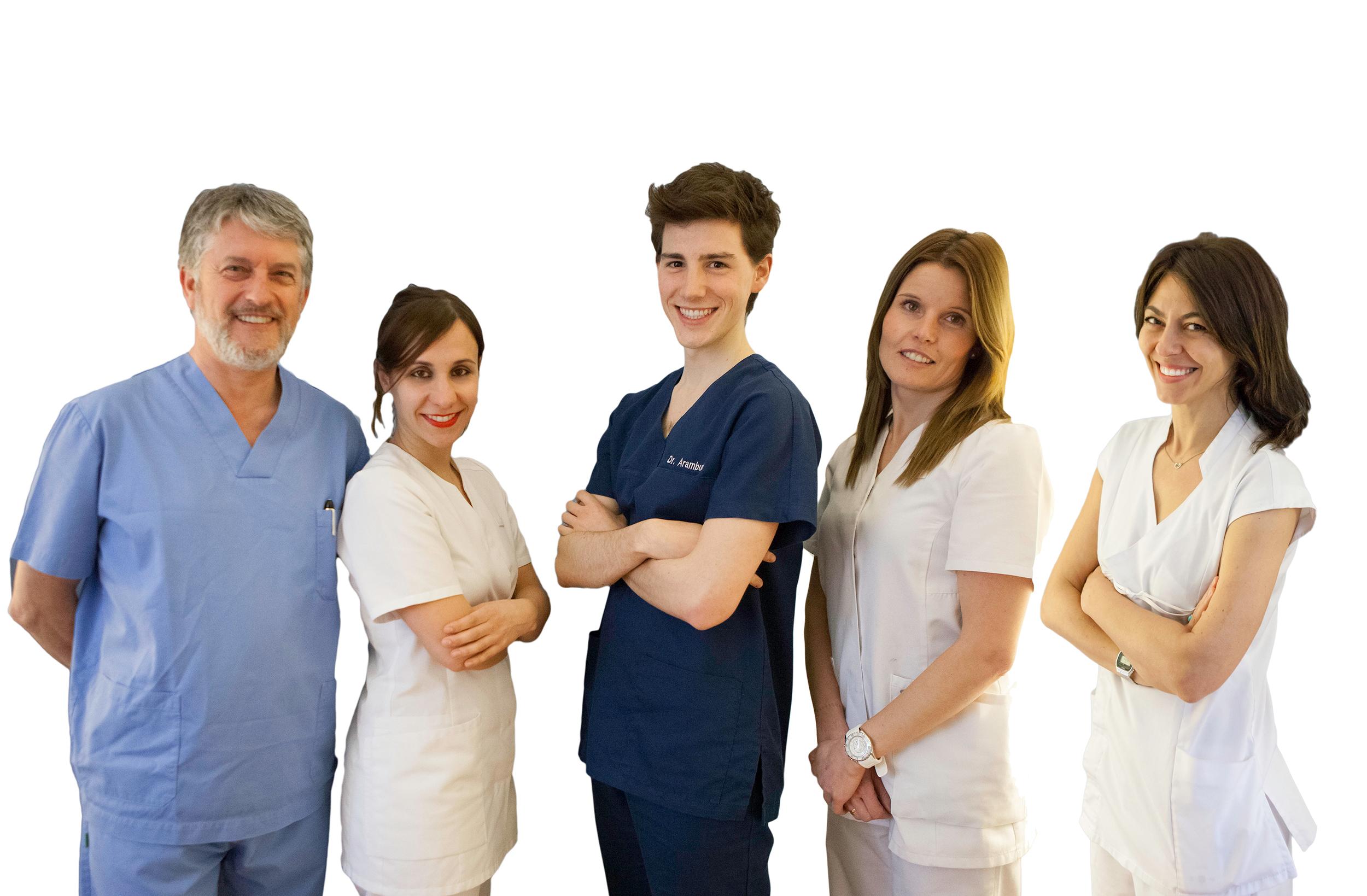 Equipo clínica dental guipuzcoa